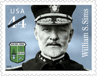 Distiguished Sailors Stamp